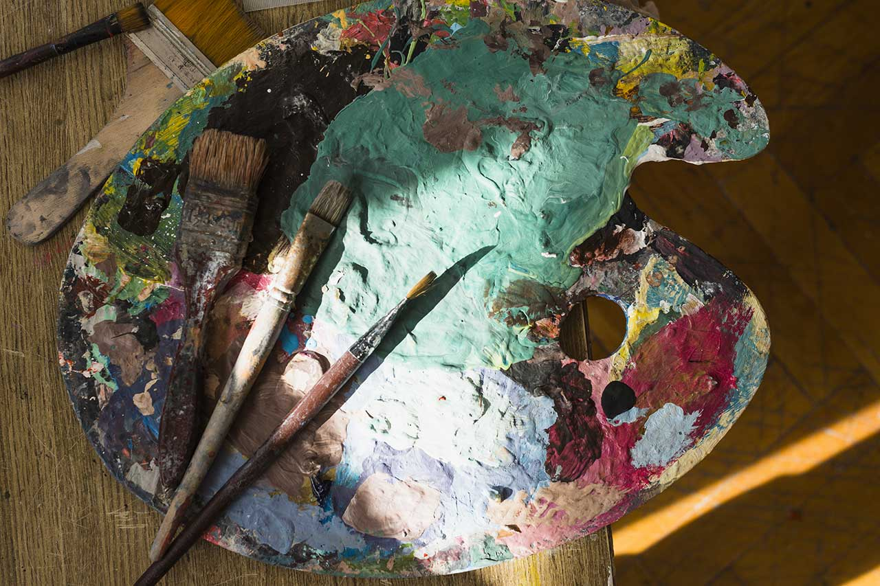Life skills that everyone needs like this of painting